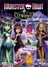 Monster High 13 Wishes 2013