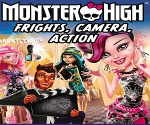 Monster High Frights Camera Action! 2014